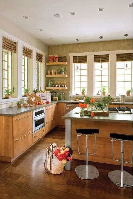 Amazing Kitchens for Every Style With images   Kitchens ...