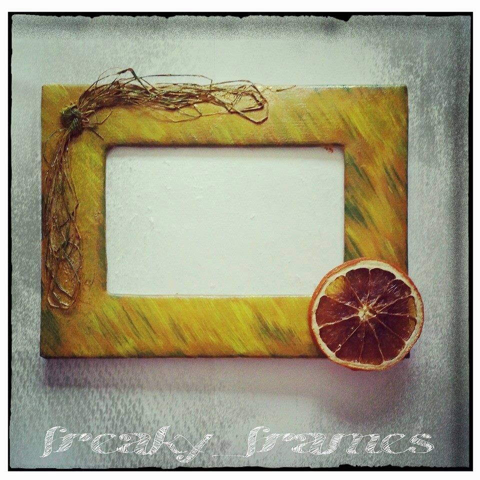 Orange touch letus play with colour Dried fruit gives the