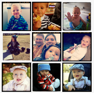 I just turned my Instagrams into magnets with #StickyGram! Get $2 off your order with FRIENDNFXD