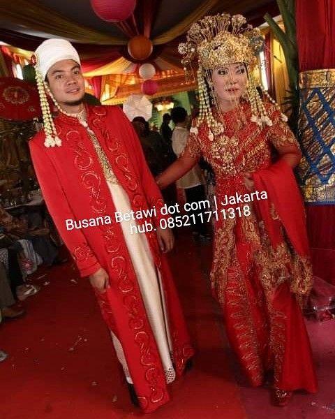 Sewa Baju Betawi Abang None Kebaya Encim Anak Dan Dewasa Pengantin Betawi Pangsi Jawara Si Pitung Fashion Saree Kebaya