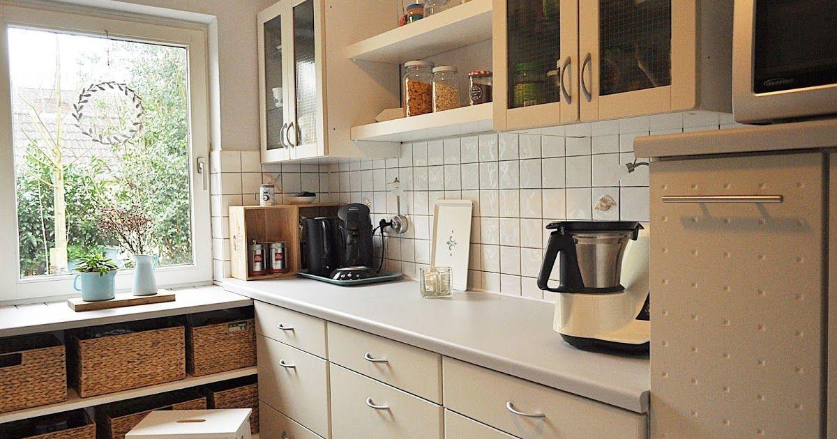 Kuchenrenovierung Kuchenschranke Streichen Mit Kreidefarbe Kuchen Streichen Alte Kuche Kuche Neu Streichen