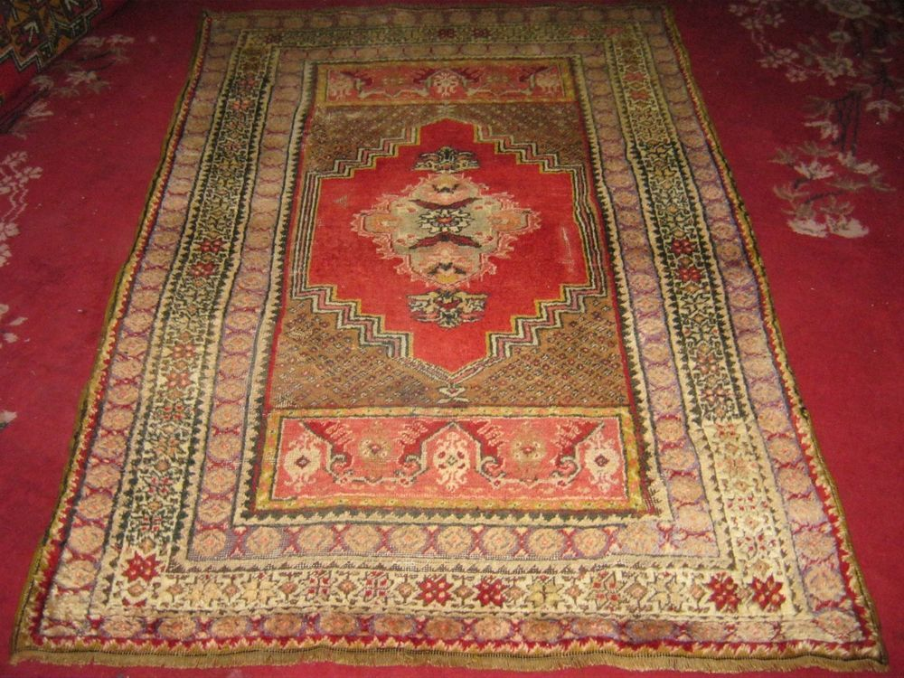 10/24 14:56 US $195.00 in Antiques, Rugs & Carpets, Small (3x5 and smaller)