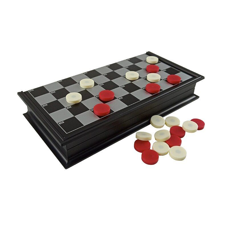 Yernea New Chess Checkers Board Game Set High-quality ...