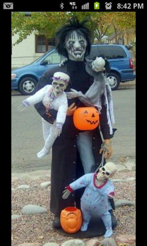 Halloween Prop idea Howling Halloween Pinterest Halloween