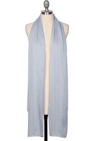 HH Essentials Viscose Woven Wrap - Misty Blue