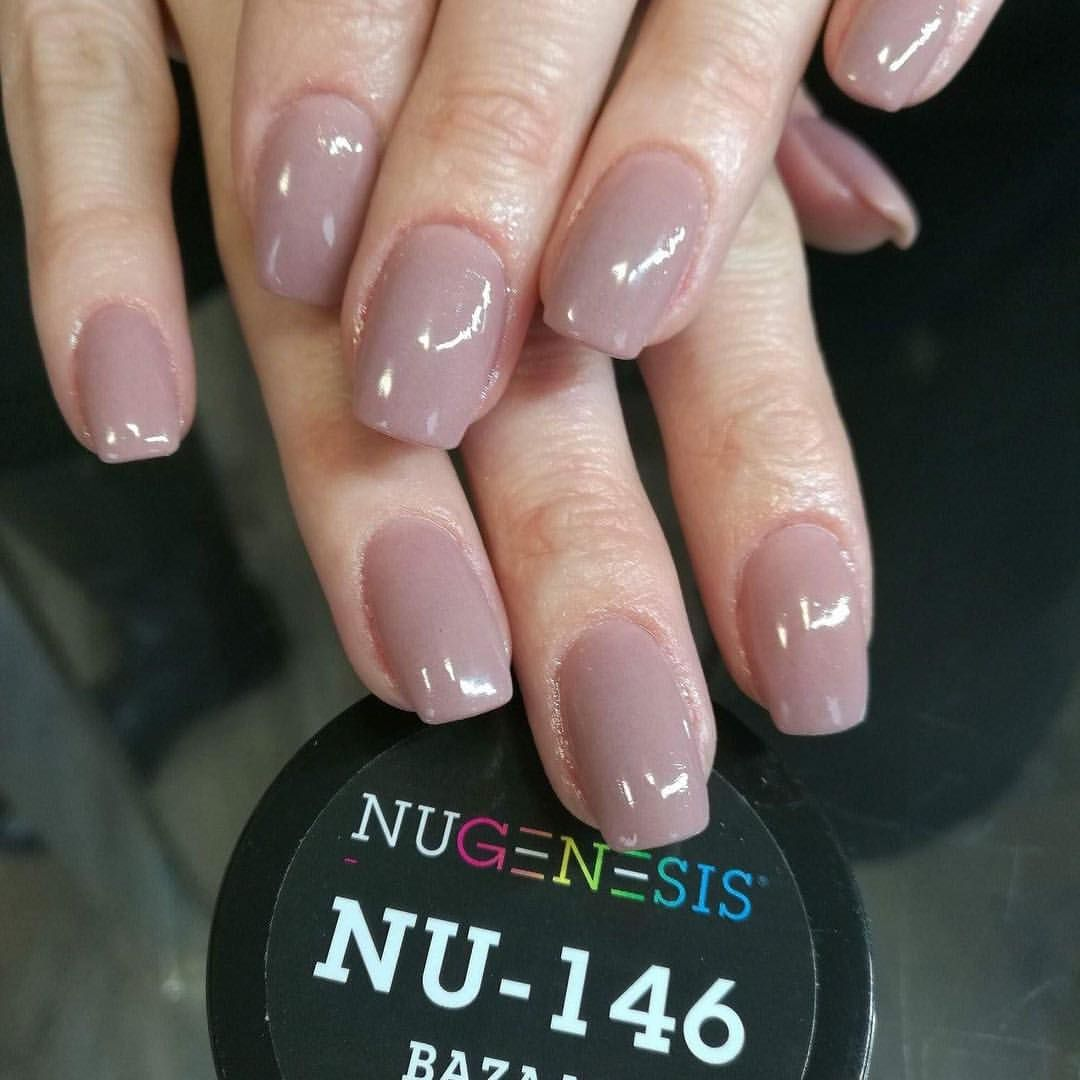 Nugenesisdippingpowder Nailsnagelnailsalons Bazaar Nails In