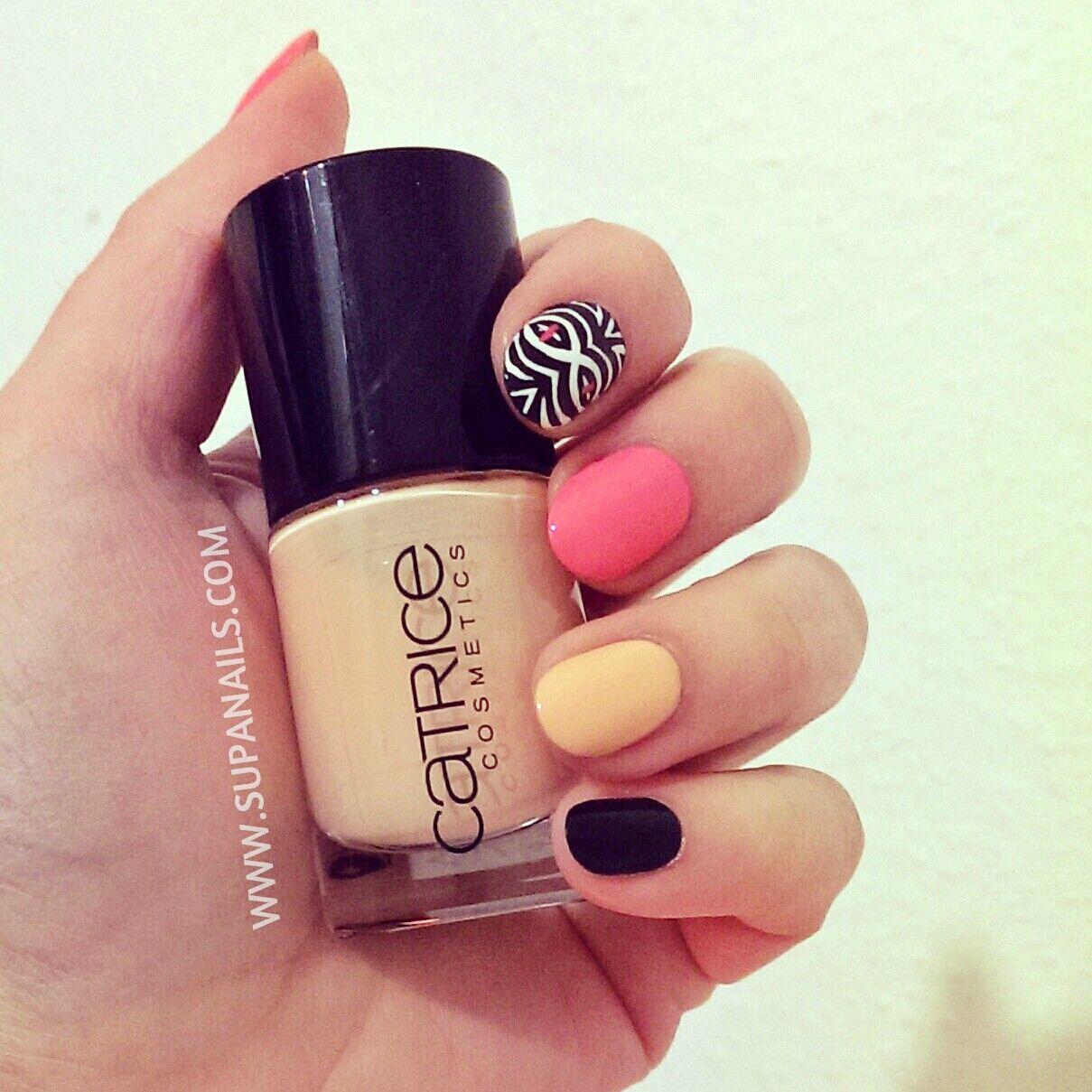 Catrice 830 Salmon Garfunkel. That\'s my favorite nail polish right ...