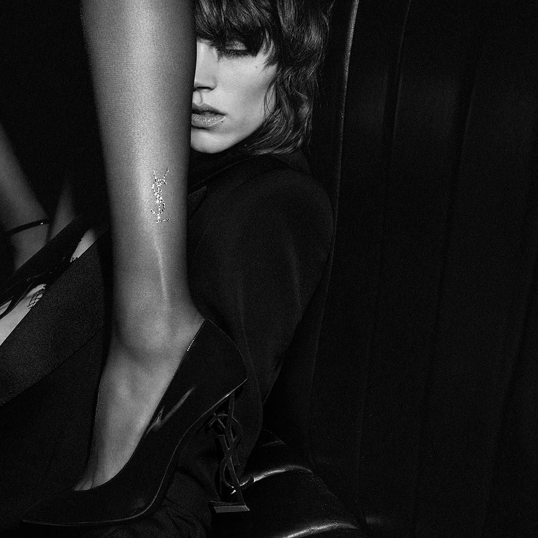 a7b1af09e1d FREJA – OCTOBER 20TH – EVENING PART 1 – #YSL04 BY @anthonyvaccarello  PHOTOGRAPHED BY @collierschorrstudio #YSL #SaintLaurent #YvesSaintLaurent