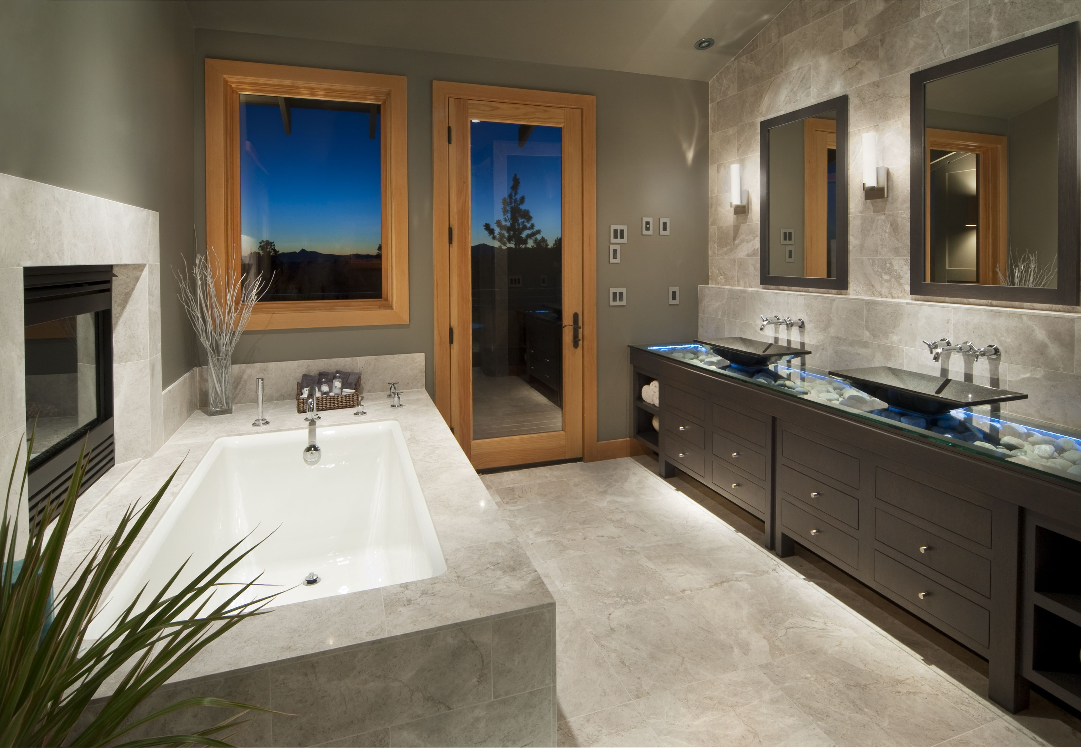 Bathroom Space Planning for Toilets, Sinks, and Counters