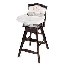 Carter S Classic Comfort Reclining Wood High Chair Whisper