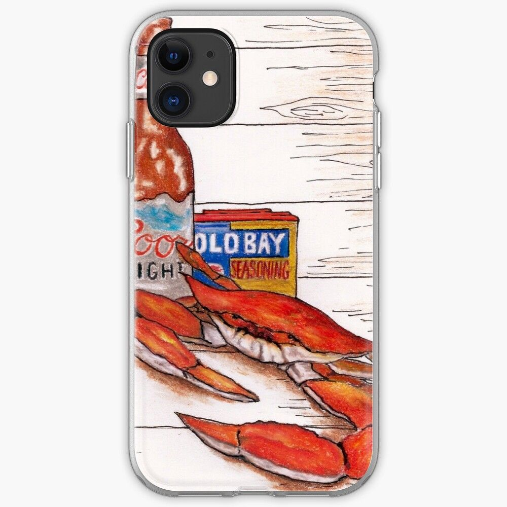 OLD BAY iphone 11 case