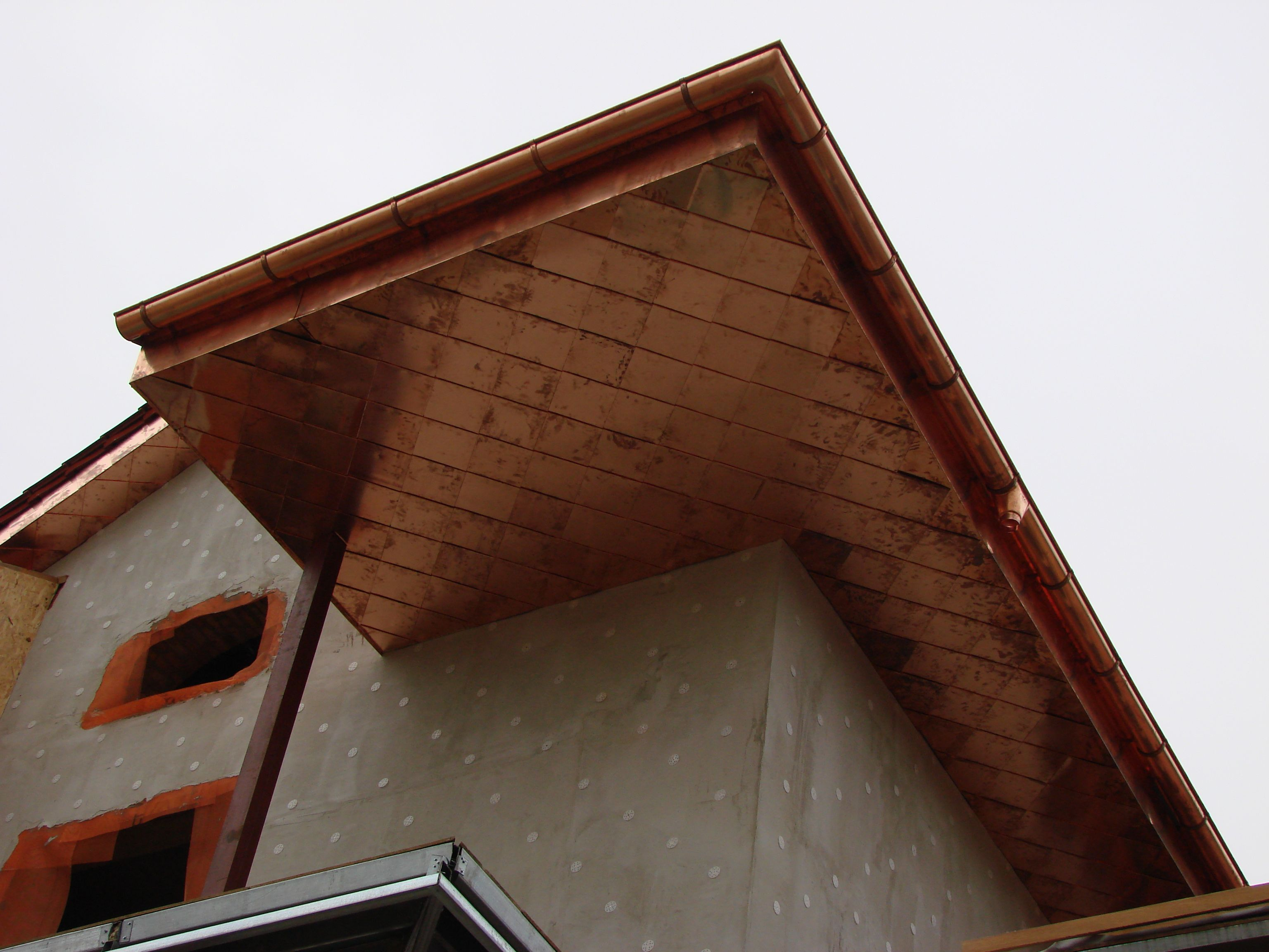 Carskij Kirpich Https Www Ruskir Ru Ruchnoj Raboty Mozhete Stat Dilerom Copper In Architecture Copper Roof Roof Design