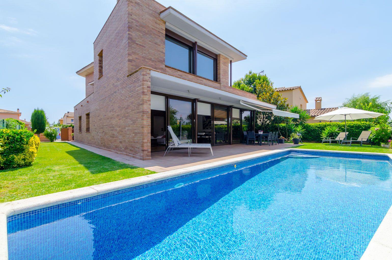 Holiday home Palafrugell Costa Brava Villa Spain for rent