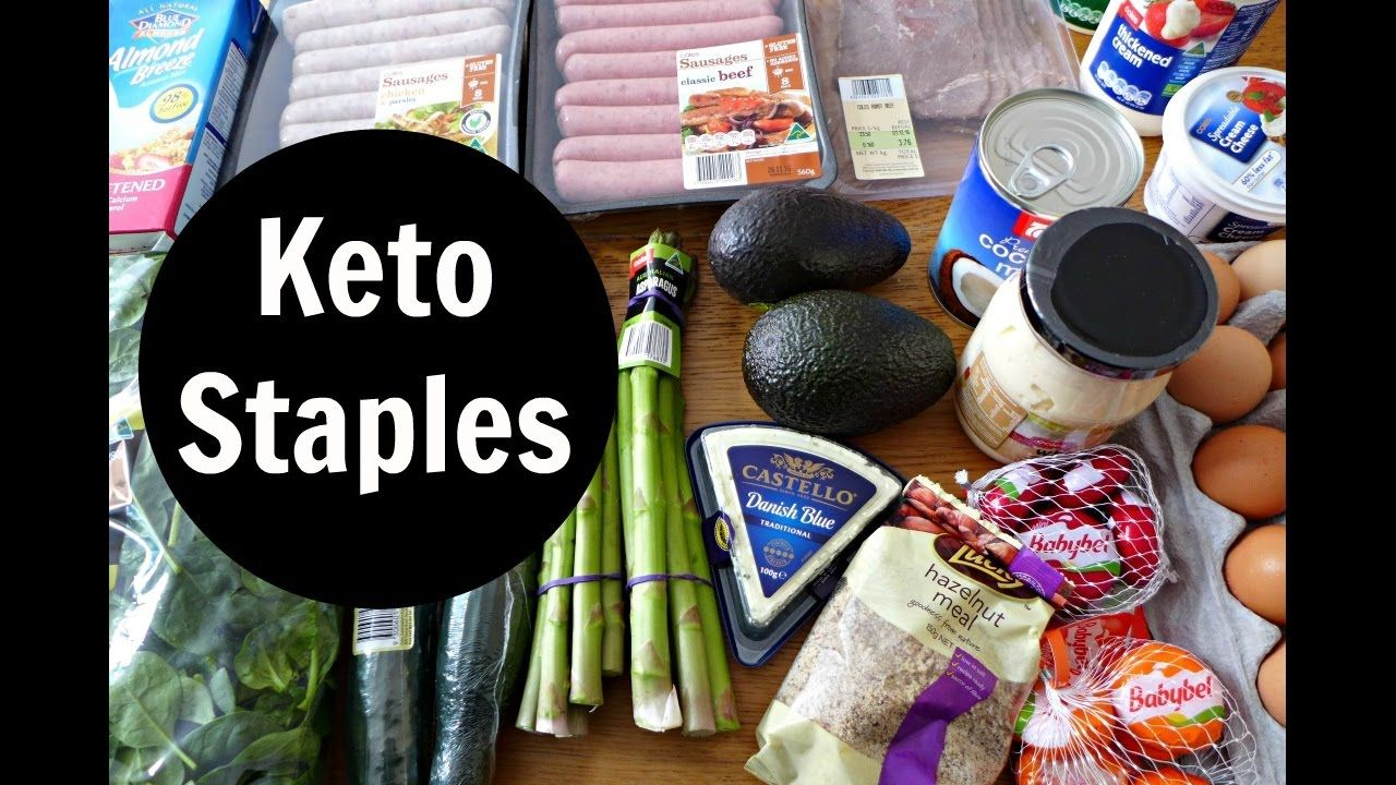 Keto Staples Grocery Haul Low Carb Food Haul Coles