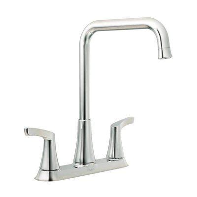 Moen 87633 Danika Two-Handle High-Arc Kitchen Faucet | *Lowe\'s ...