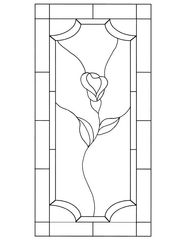 Stained Glass Patterns For Free Tiffany Patterns For Free 922