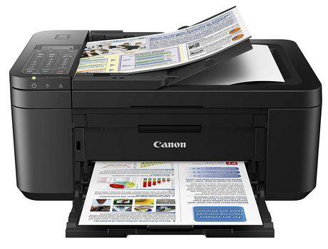 Canon Canada Inc Pixma Tr4520 Black Photo printer