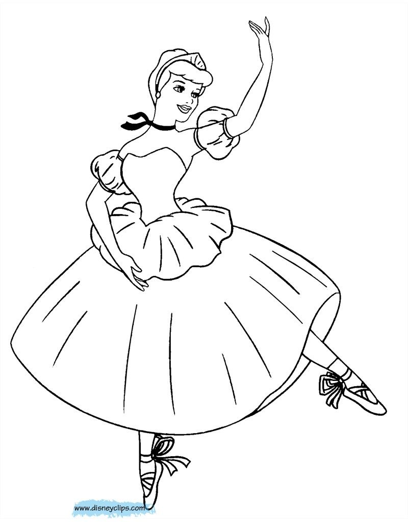 Ballerina Princess Coloring Page From The Thousand Pictures Online Concerning Ballerina Dance Coloring Pages Princess Coloring Pages Ballerina Coloring Pages