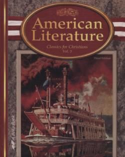Abeka American Literature 3rd Edition Grade Level 11 Item