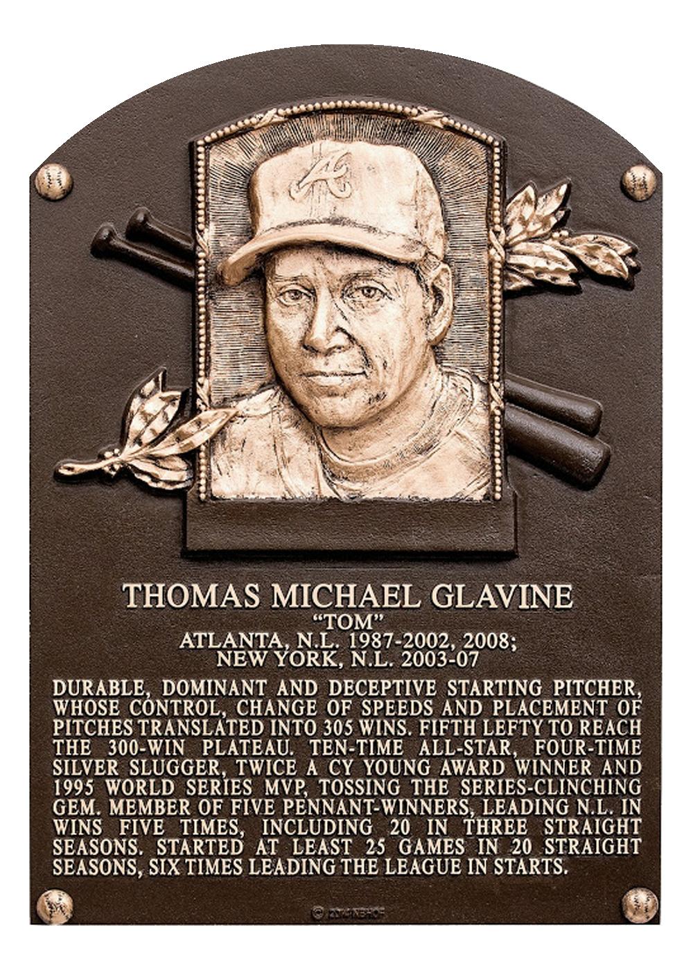 Photo of Tom Glavine