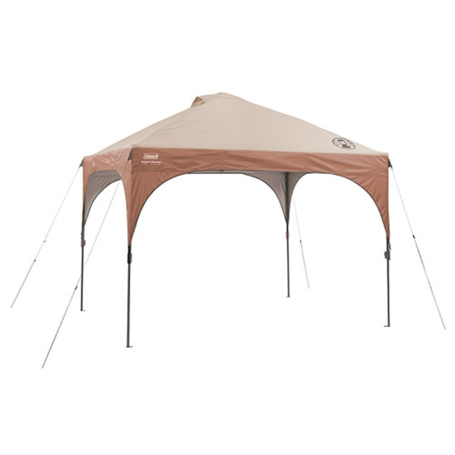 Camping Tents Coleman Instant Canopy With Led Lighting System