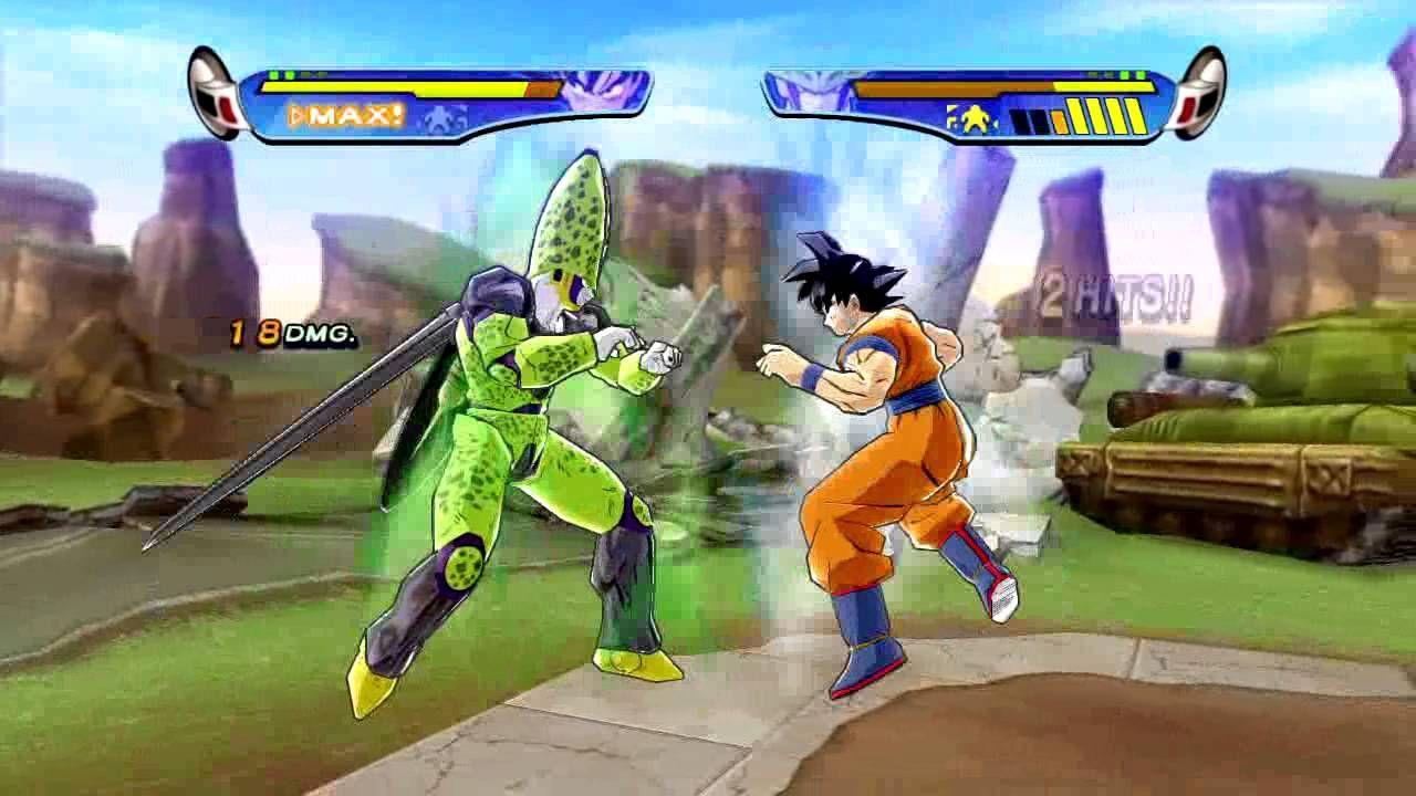 Kết quả hình ảnh cho Dragon Ball Z Budokai 3 game