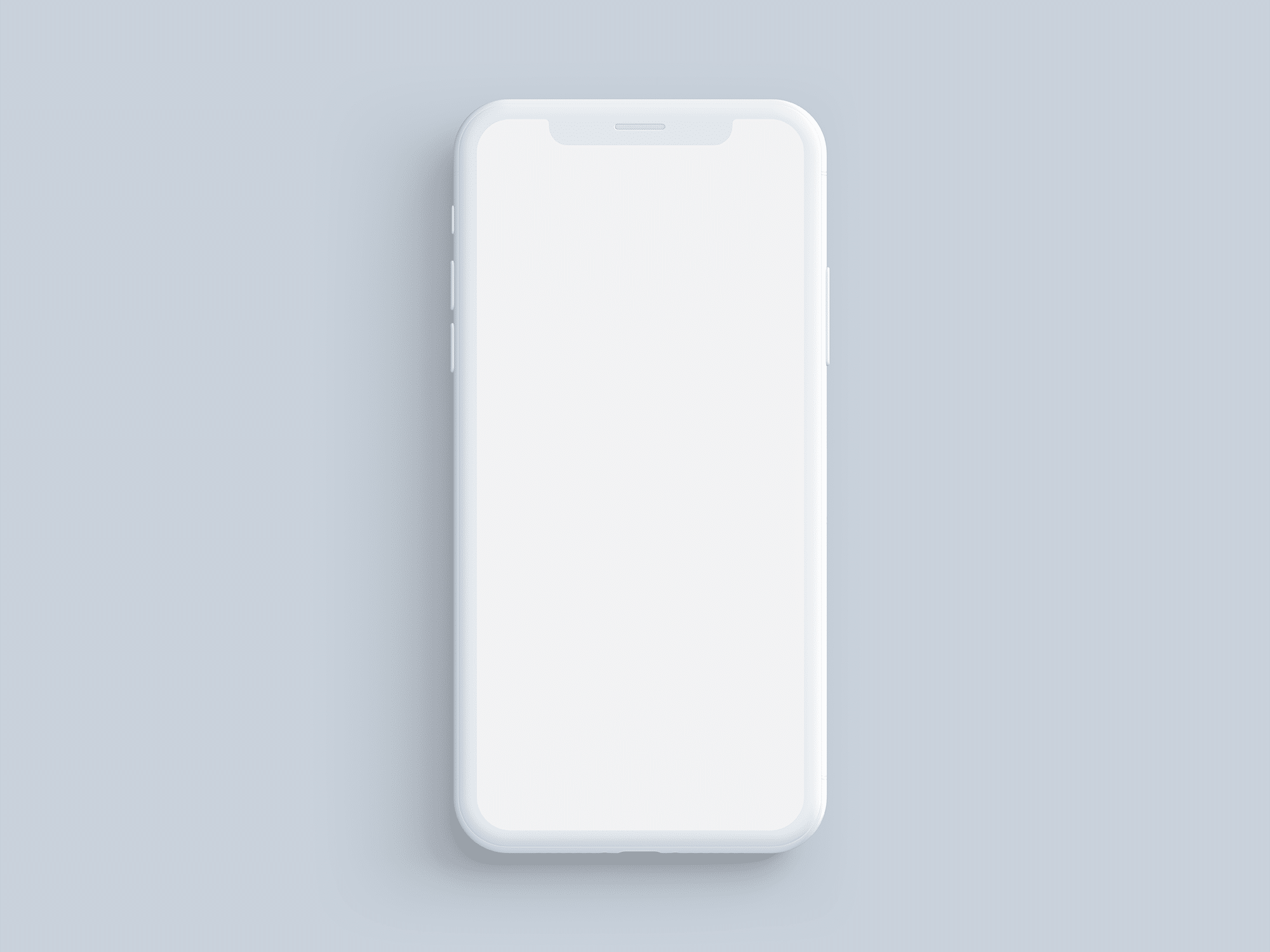 Download Simple Customizable Iphone X Mockups The Mockup Club Iphone Mockup Free Iphone Mockup Imac