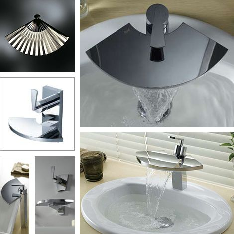 Beau Different Types Attractive Taps And Faucets. Unusual BathroomsHome ...
