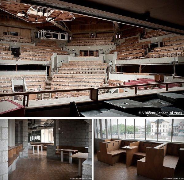 Abandoned Music Halls, Ballrooms, Theatres, Movie Palaces