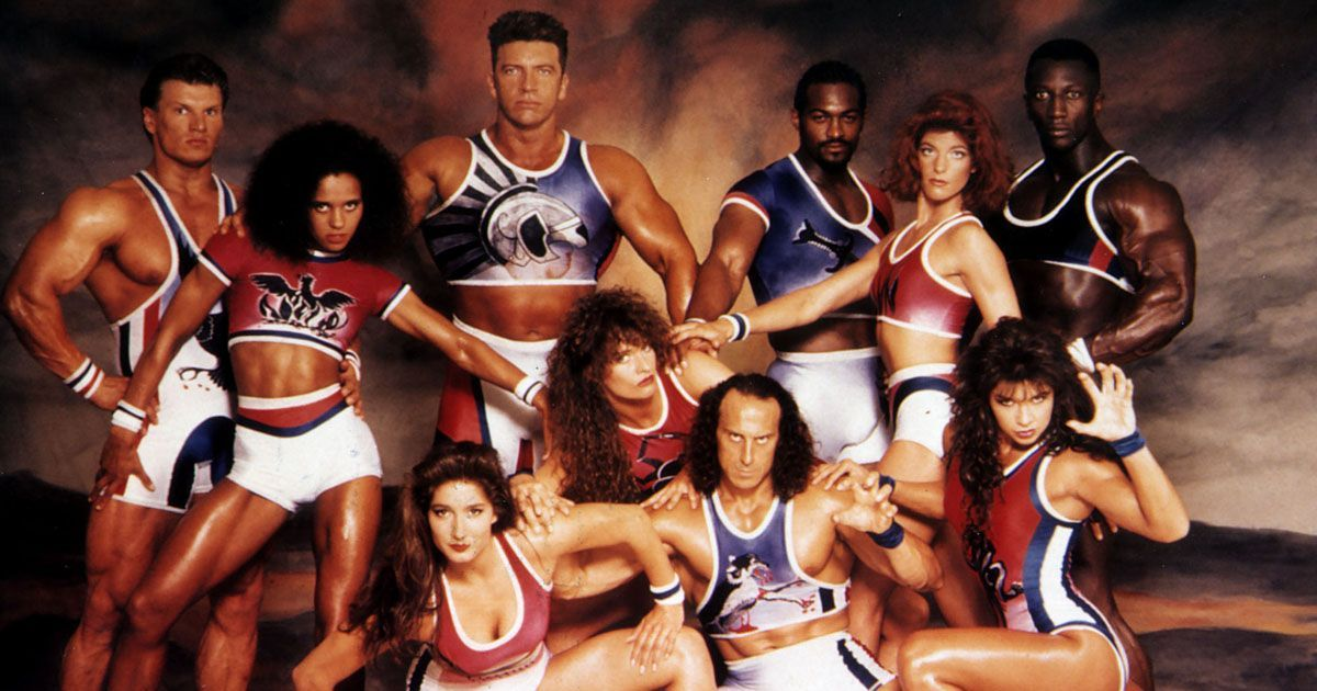 Fox's ultimate tag fails to win hearts, bored viewers say they'd rewatch american gladiator