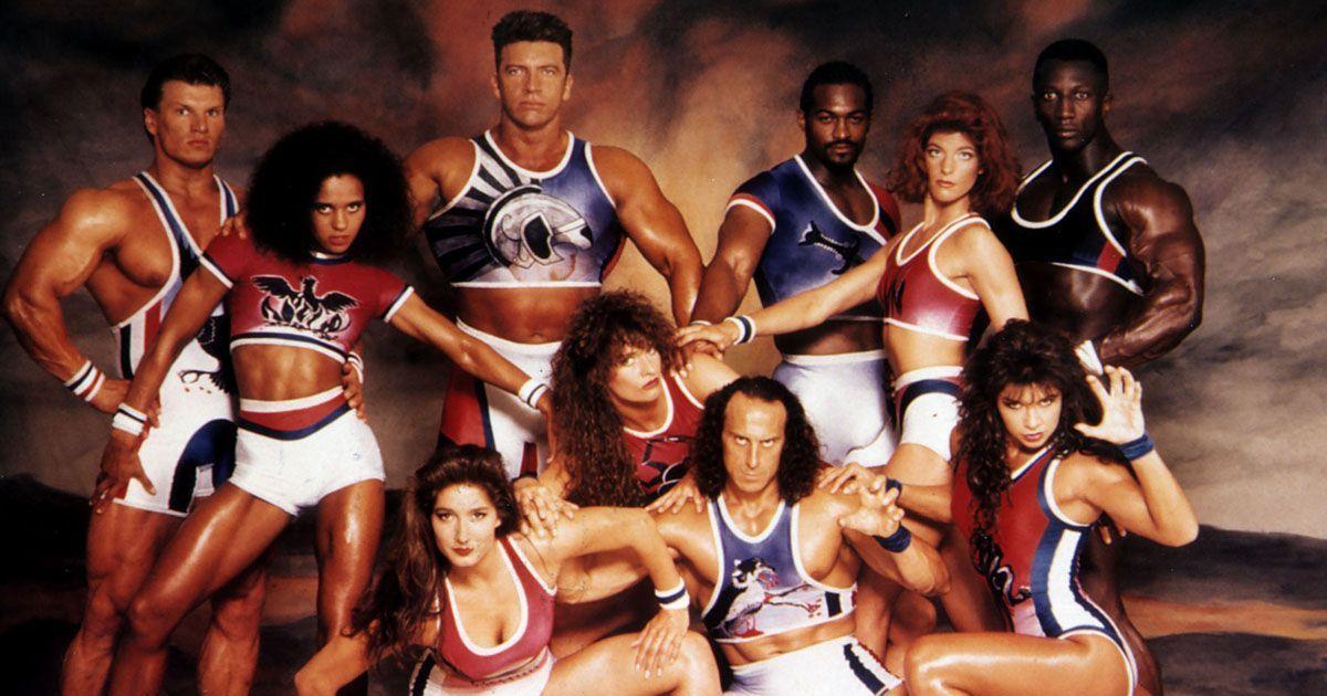 Image result for gladiators 1992