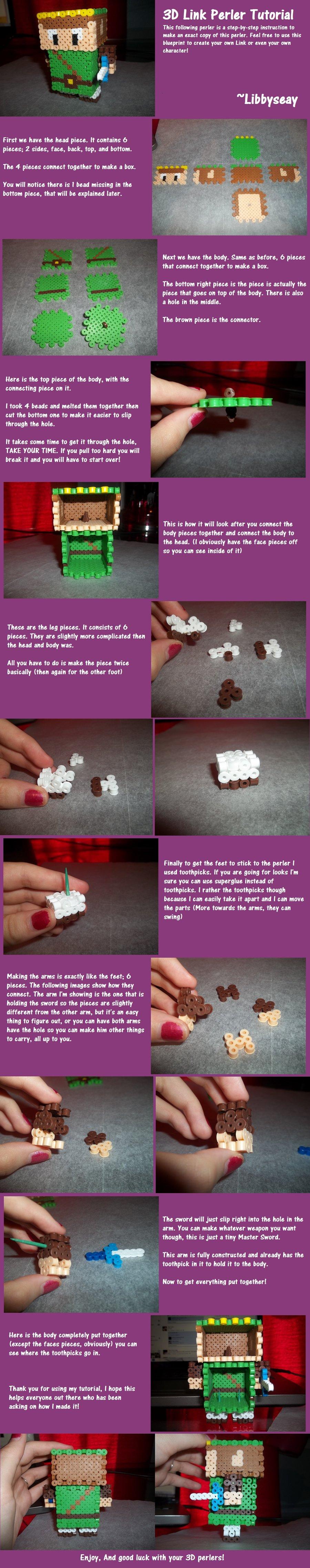 25++ Perler bead craft tutorial info