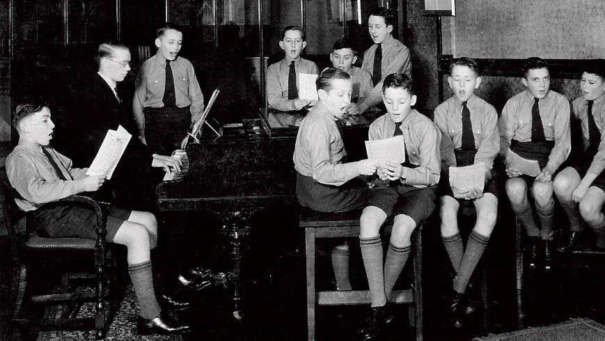 Multimedia | Gallery | Australian Boys Choir turns 75