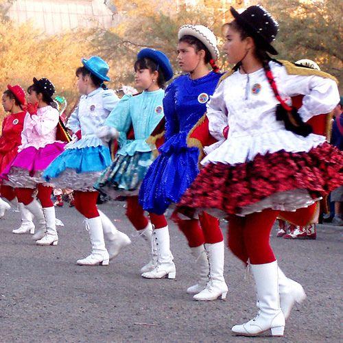 Fiesta de La Tirana | La tirana, Chile y Caporales