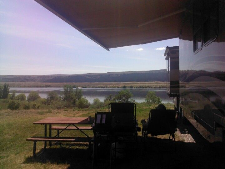 Thousand Trails Crescent Bar Quincy Wa Our Home Rv Life Resort