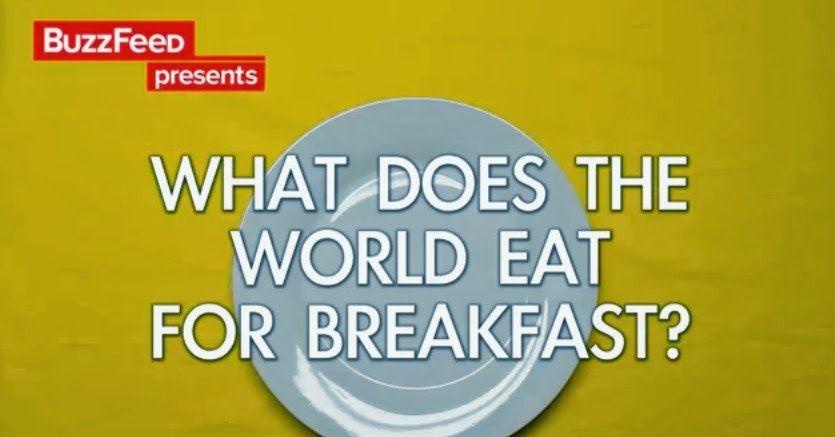 მთვარის კლუბი: What Does the World Eat for Breakfast?