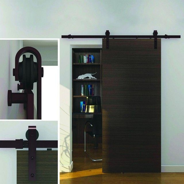 Barn door hardware home depot canada doorswallstrim pinterest barn door hardware barn Barn door track hardware home depot
