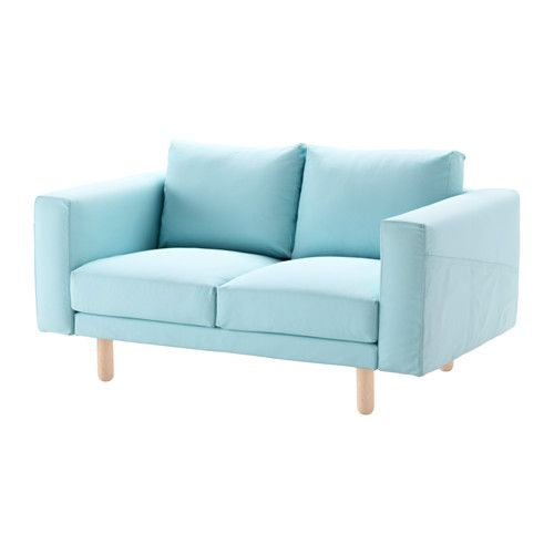 Ikea Norsborg Two Seat Sofa Edum Light Blue Birch Or Small Colourful Neutral The Comes In Many Shapes Styles And Sizes So That You