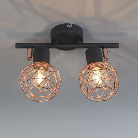 Spotlight mesh 2 copper dining room lighting lighting by room lampandlight co