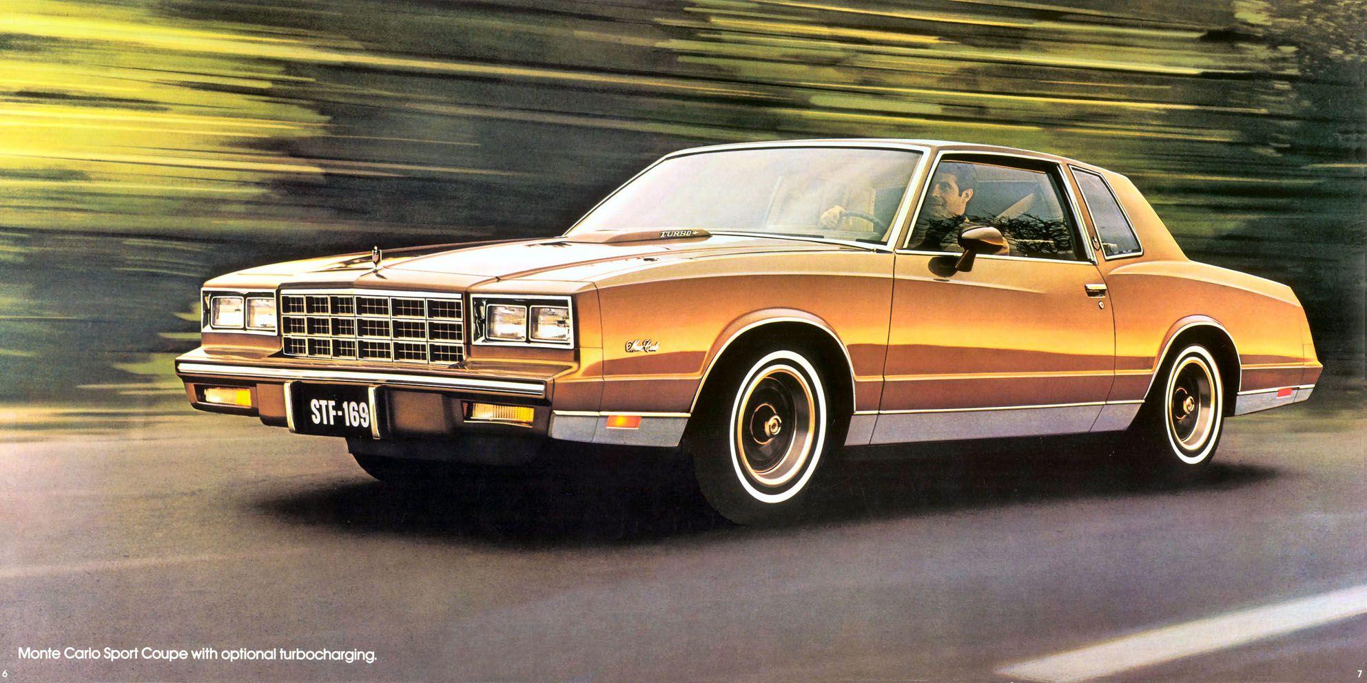 Pin Pa Chevrolet Car Brochures
