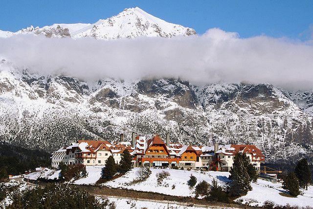 de la Barra photography,  Hotel Llao Llao, Bariloche, Argentina