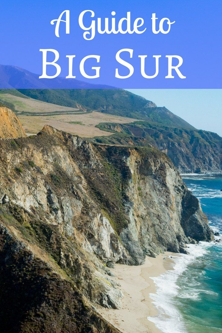 Where To Stop On A Big Sur Road Trip Travel Usa California
