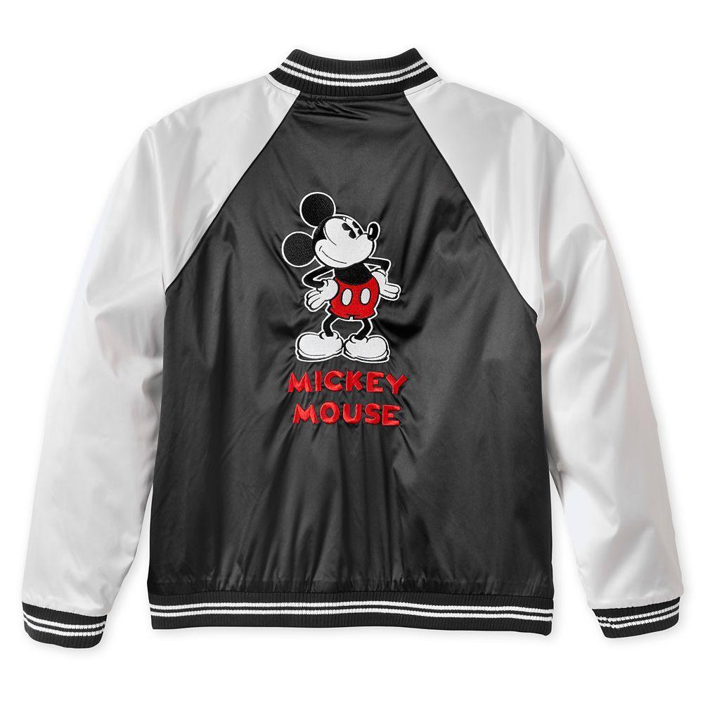 Mickey Mouse Bomber Jacket For Women Walt Disney Studios Shopdisney In 2021 Cute Disney Outfits Jackets For Women Disney Outfits Women [ 1000 x 1000 Pixel ]