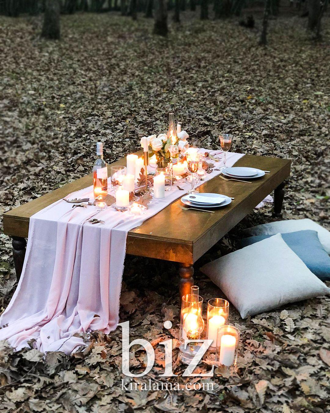 yer masasi kiralama yerler piknik rustik