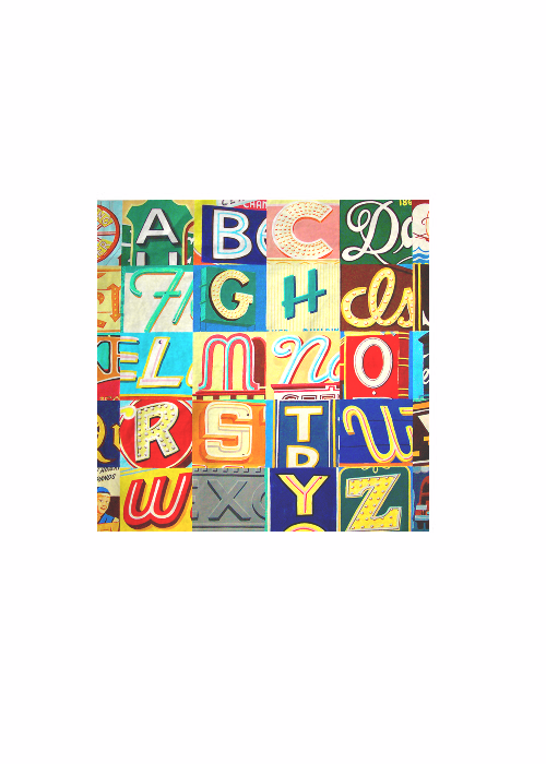 Historic SLC Alphabet