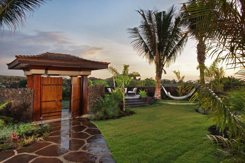 Residential KAILUAKONA, HI Hawaiian homes, Tropical