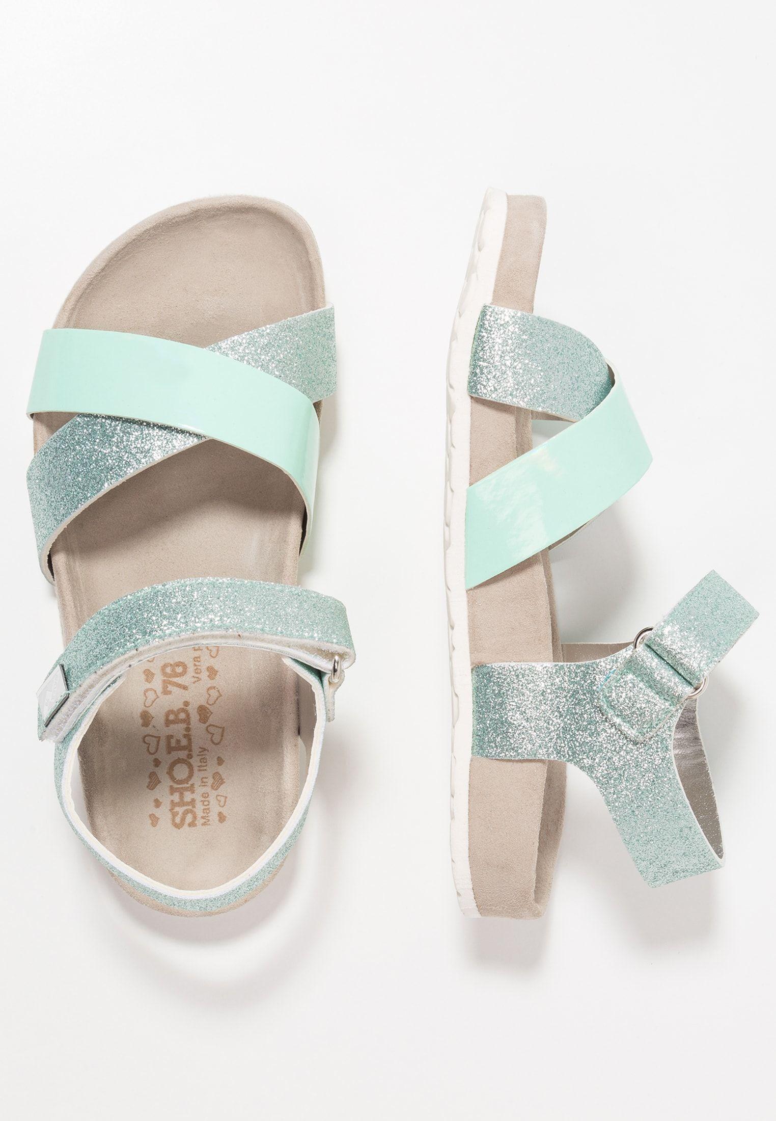 Shoeb76 Belt Sandal Turquoise Zalando De Sandalias Zapatos