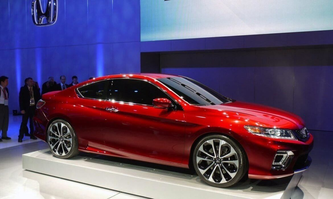 2020 Honda Accord Coupe Sedan Exterior and Interior