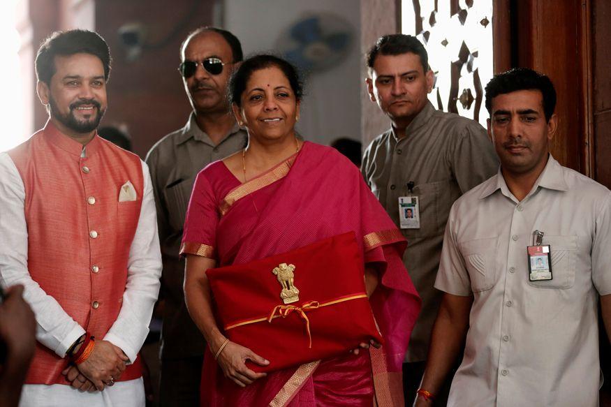 Finance Minister Nirmala Sitharaman Among Worlds 100 Most Powerful