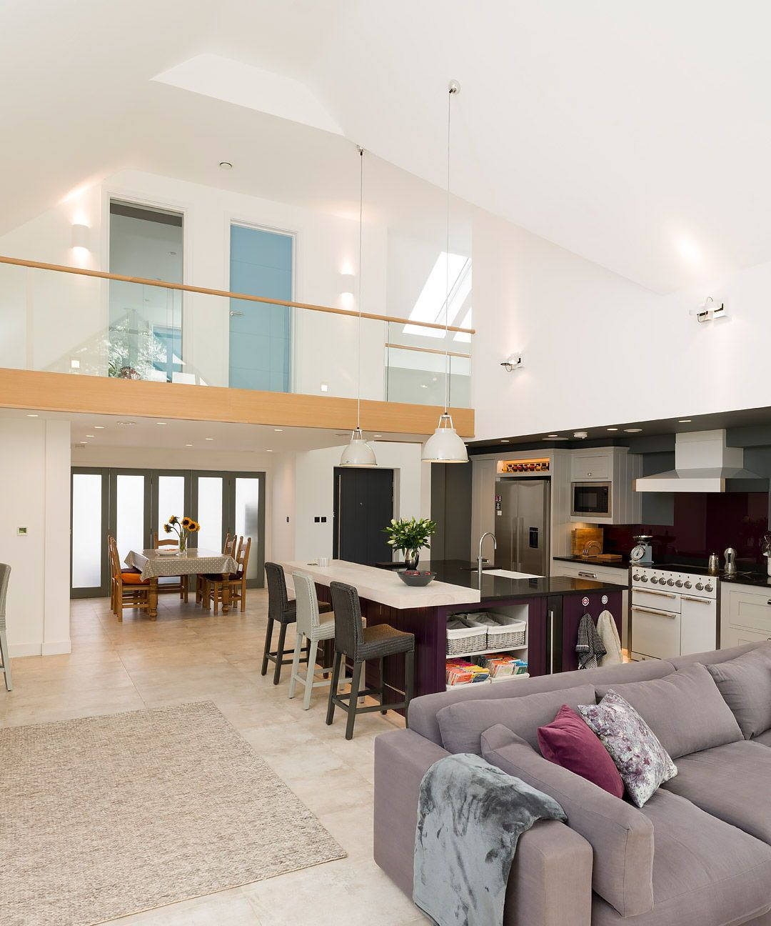 Open Plan Living Area Ideas Building Your Own Home And The Cost Of Building A House Building A Hous Open House Plans Design Your Dream House Open Plan Living